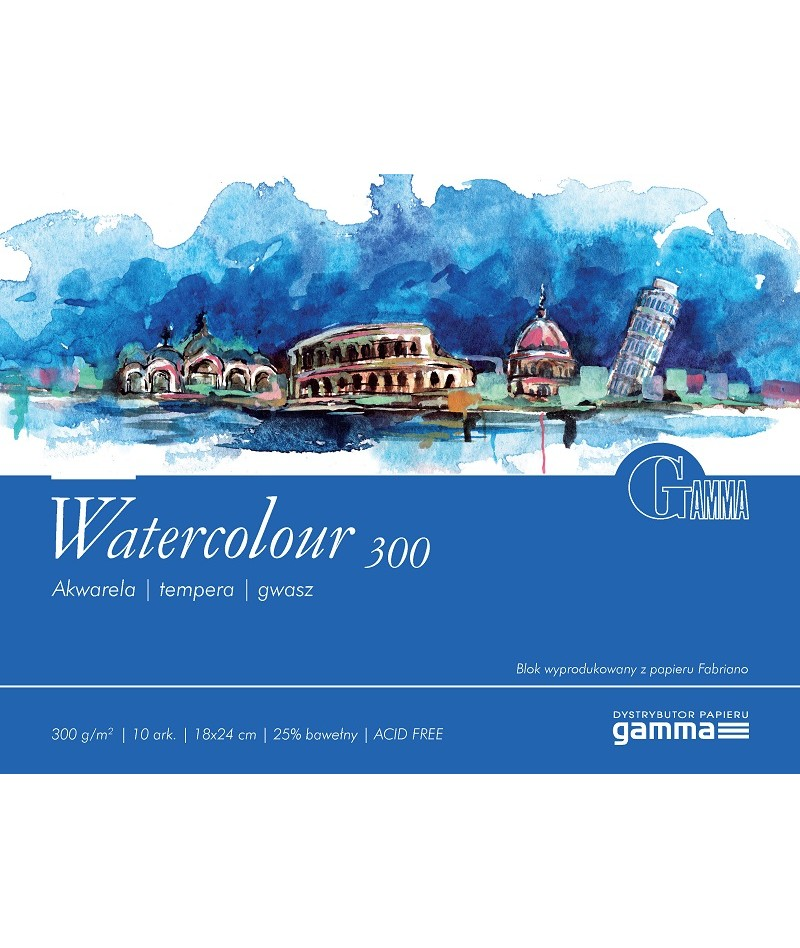 Blok Watercolour 300g