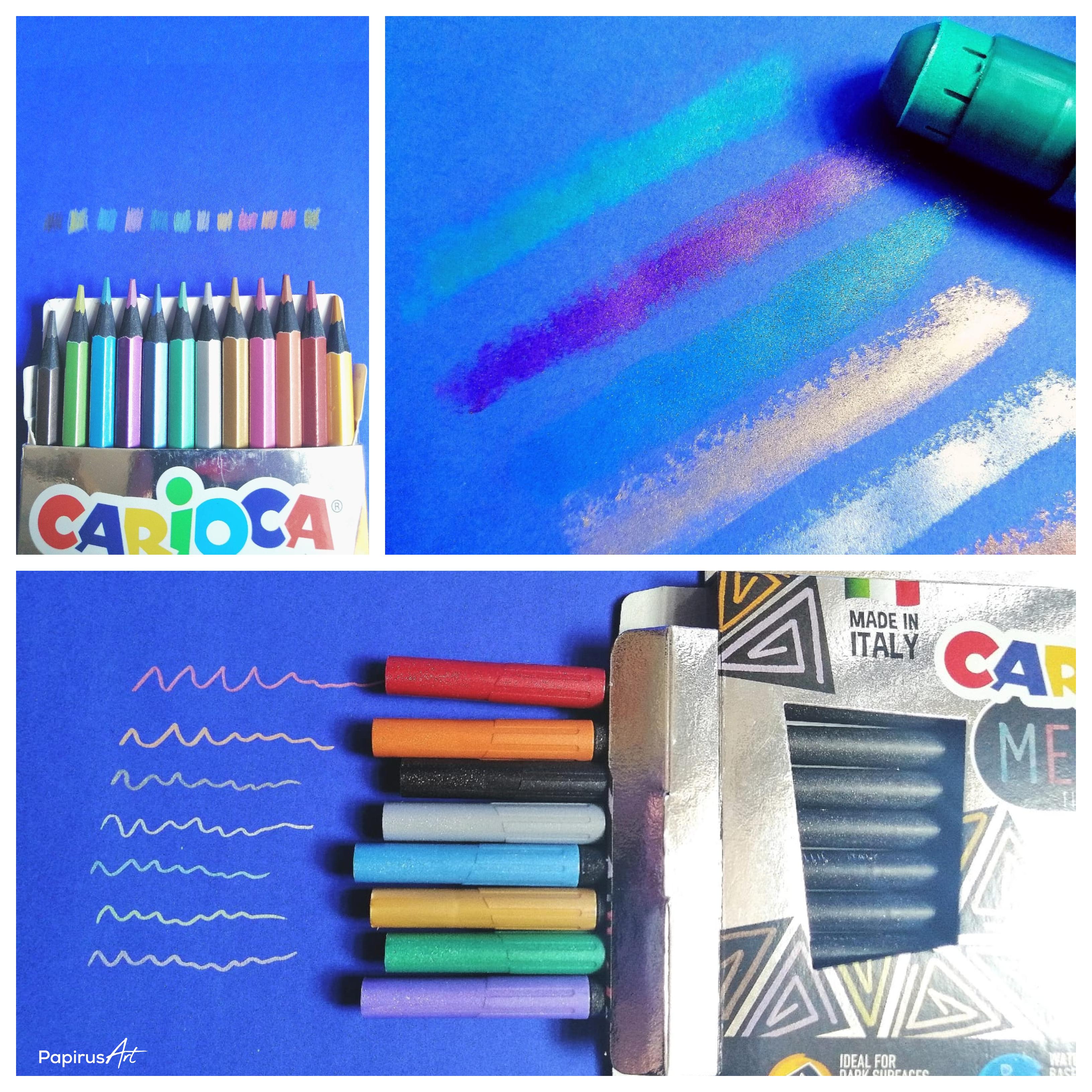 Carioca Metallic
